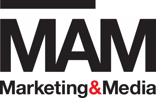 Marketing & Media _ nové logo